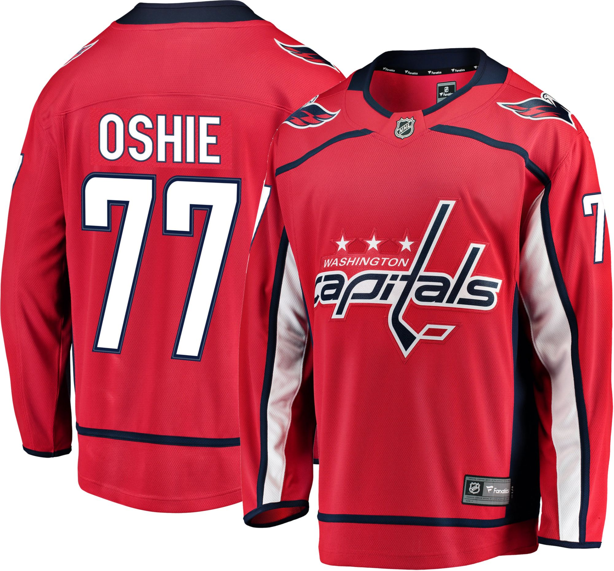oshie capitals jersey