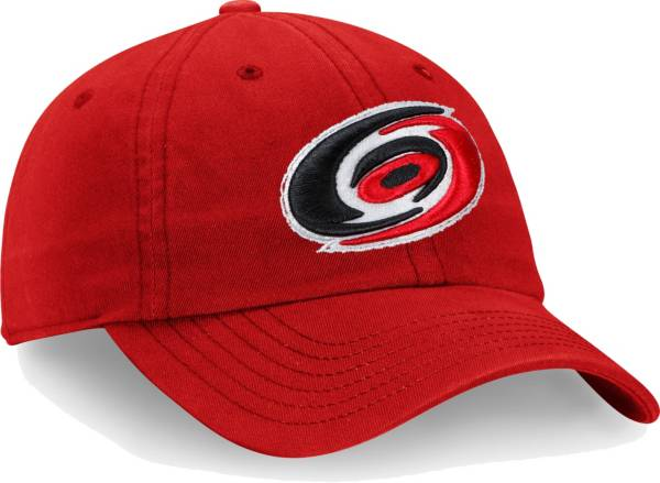 NHL Men's Carolina Hurricanes Core Red Adjustable Hat product image