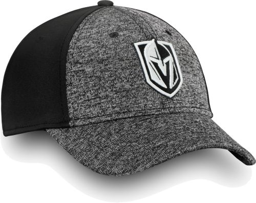 8e85aa966cd NHL Men s Vegas Golden Knights Black and White Flex Hat. noImageFound.  Previous