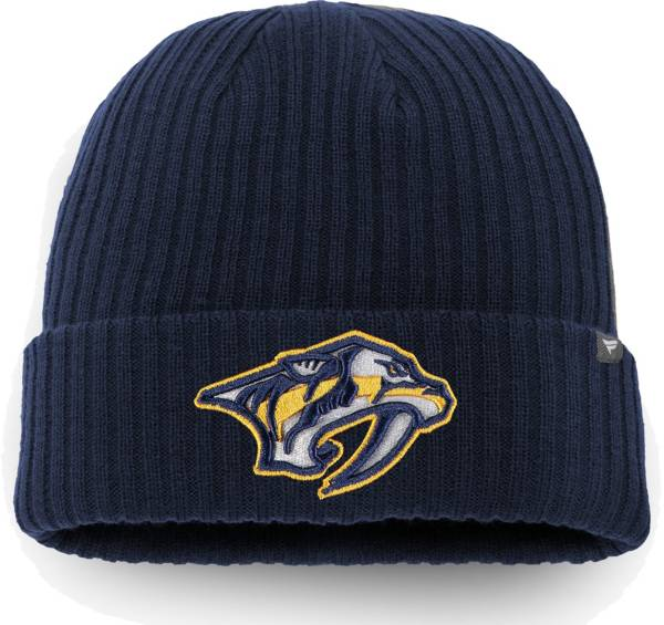 NHL Men's Nashville Predators Core Knit Beanie product image