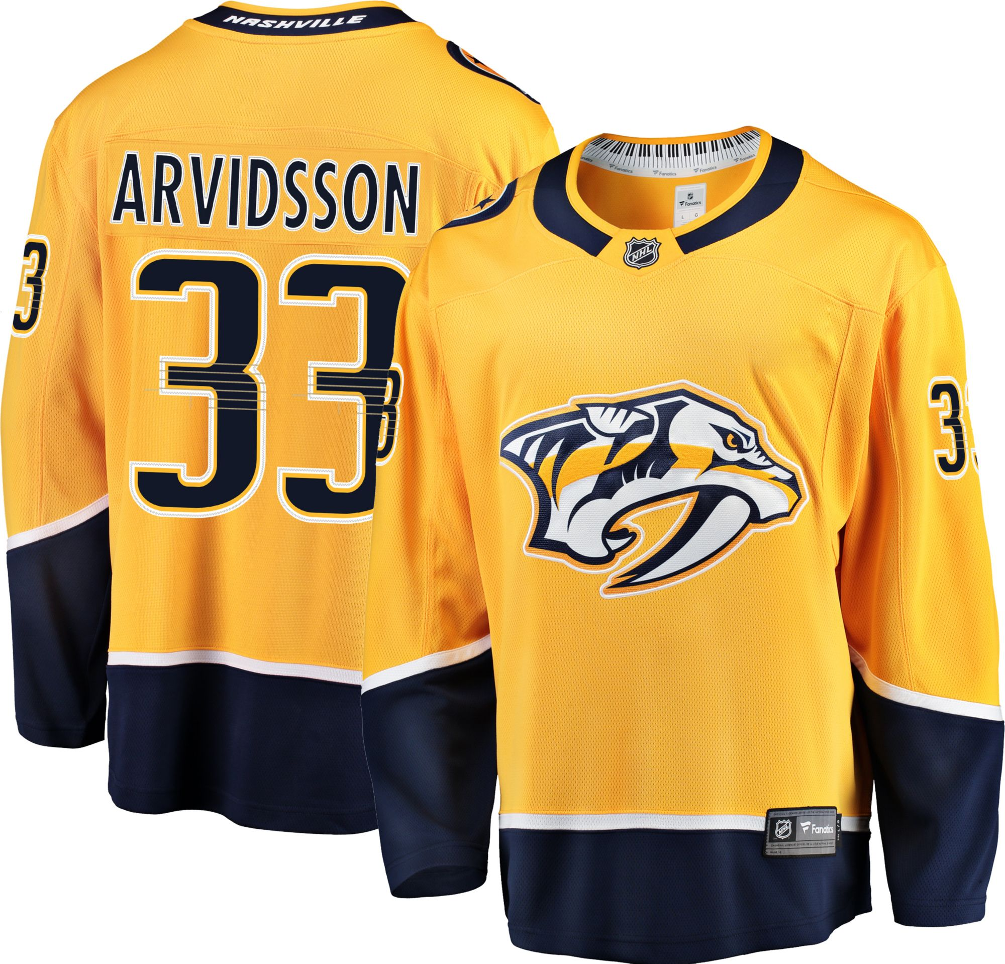 nhl predators jersey