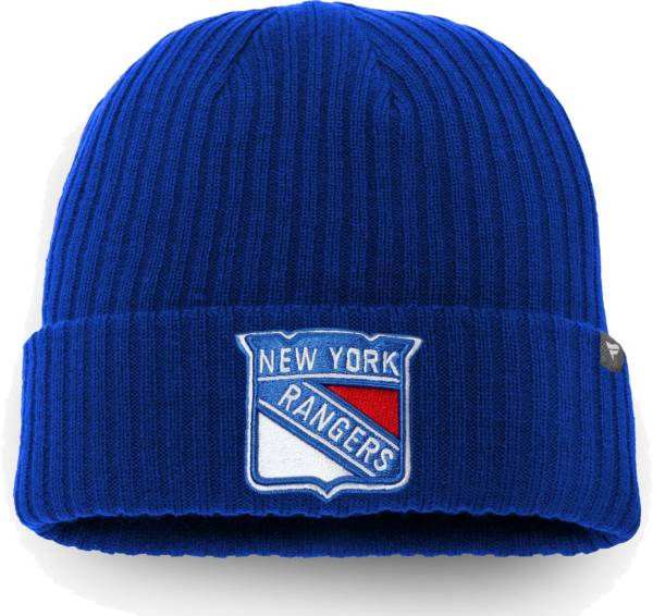 NHL Men's New York Rangers Core Knit Beanie product image