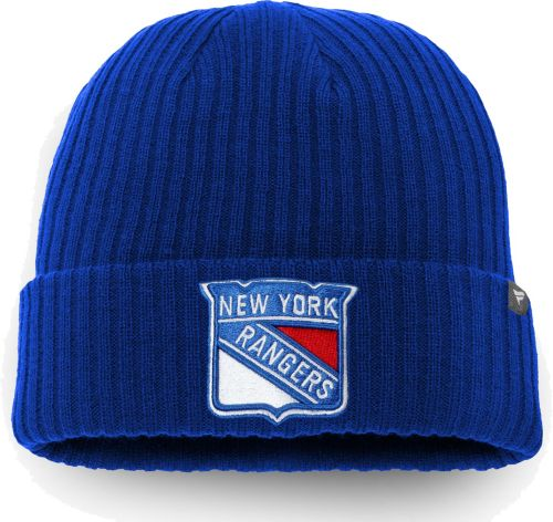1390b4ce3e7 NHL Men s New York Rangers Core Knit Beanie. noImageFound. 1