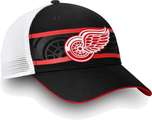 8b1740ea0e ... Red Wings Authentic Pro Second Season Black Trucker Adjustable Hat.  noImageFound. Previous