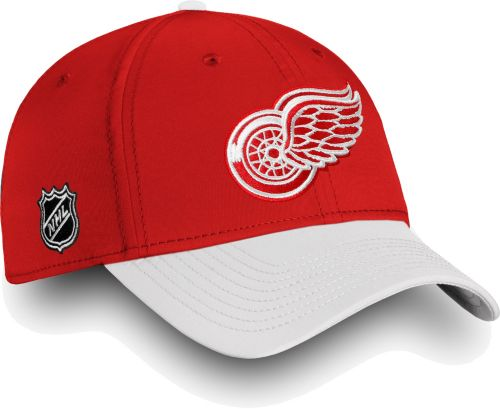 ee54a3df276 NHL Men s Detroit Red Wings Iconic White Flex Hat. noImageFound. Previous