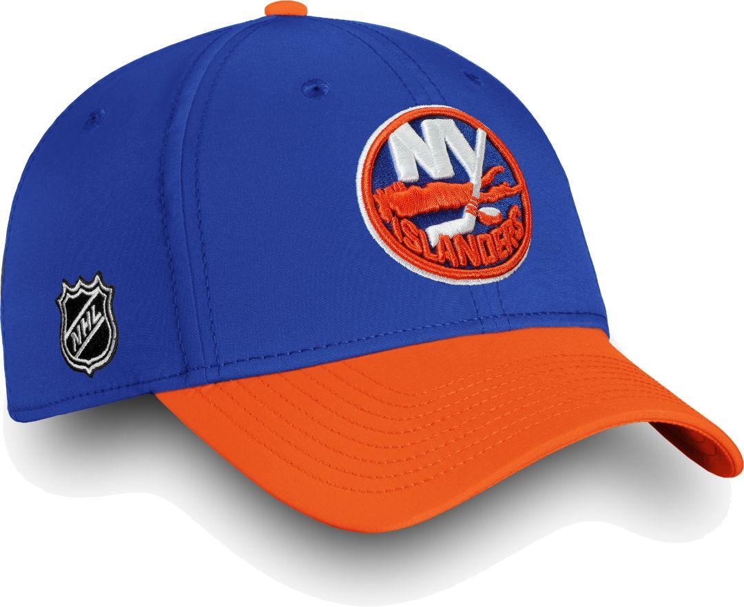 best sneakers 4915a cee42 NHL Men s New York Islanders Iconic Blue Flex Hat. noImageFound. Previous