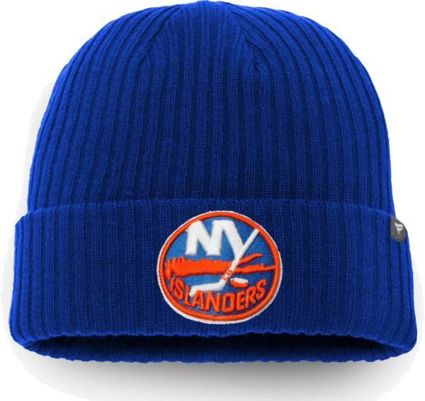 NHL Men's New York Islanders Core Knit Beanie product image