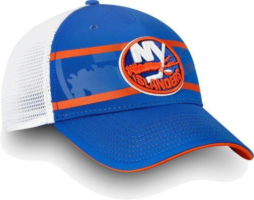 dcbe9fce17069 NHL Men s New York Islanders Authentic Pro Second Season Blue Trucker  Adjustable Hat. noImageFound. Previous