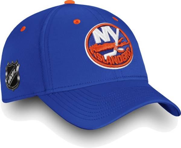 NHL Men's New York Islanders Authentic Pro Rinkside Speed Blue Flex Hat product image