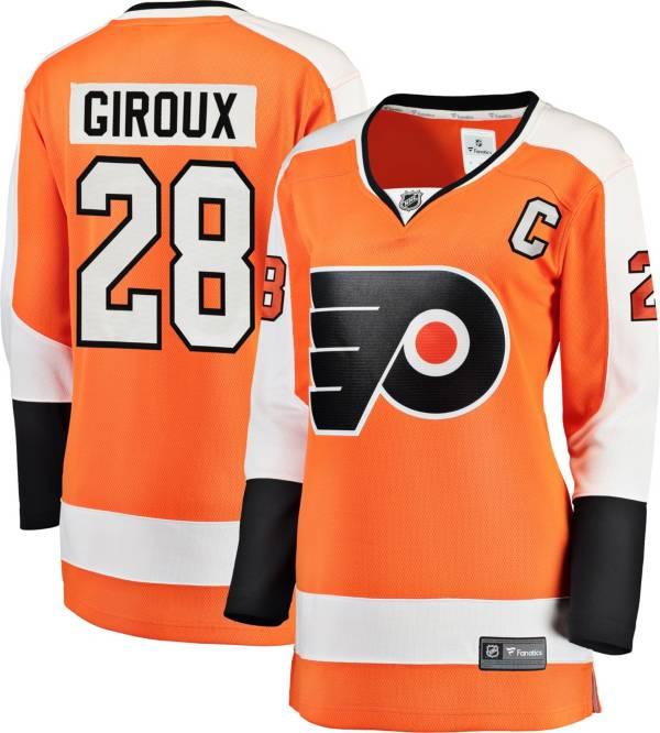 NHL Women's Philadelphia Flyers Claude Giroux #28 Breakaway Home Replica Jersey product image
