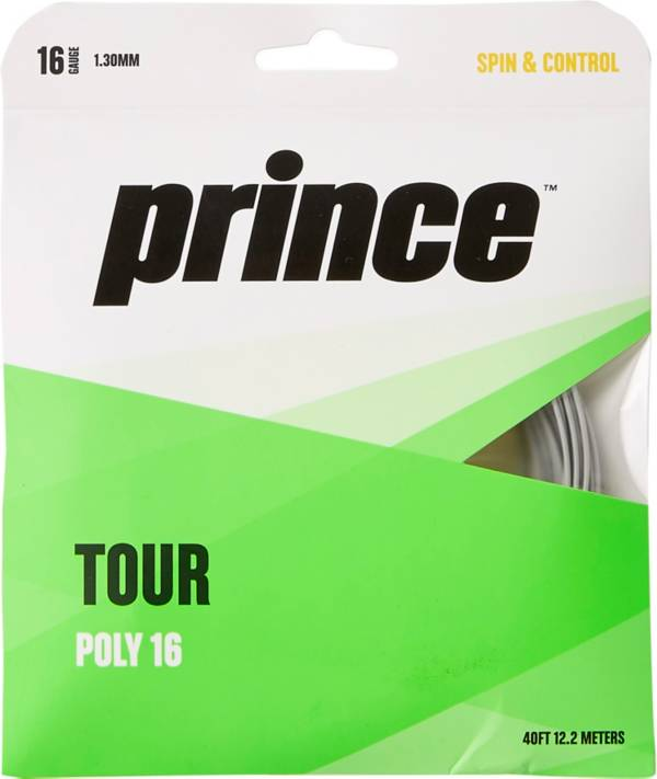 Prince Tour Poly 16G Tennis Racquet String product image
