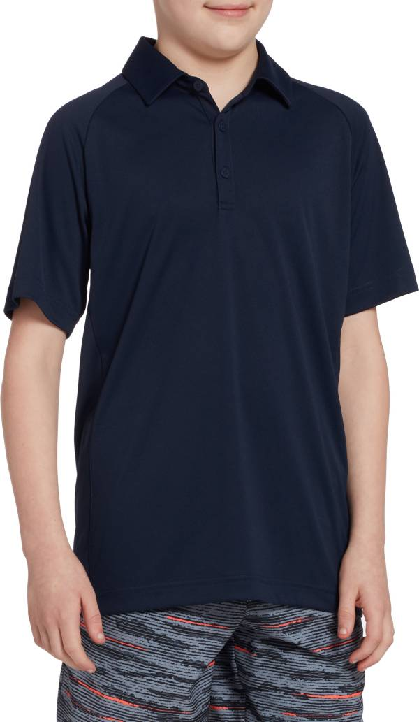 Prince Boys' Match Short Sleeve Polo product image