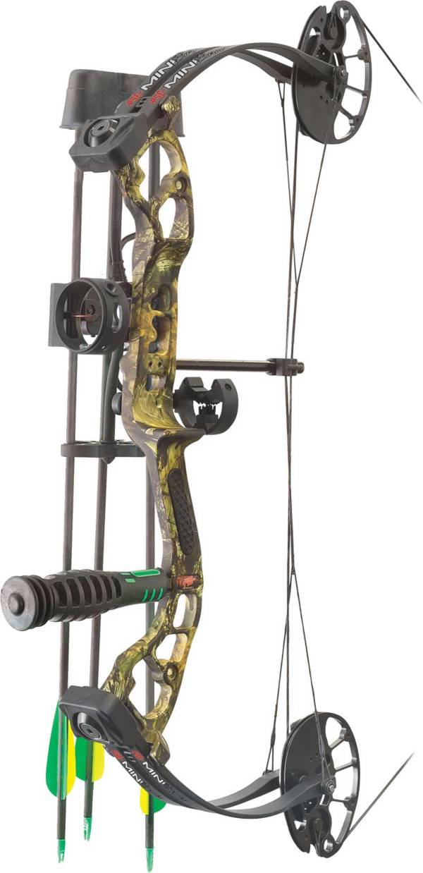 PSE Mini Burner Youth Compound Bow Package product image