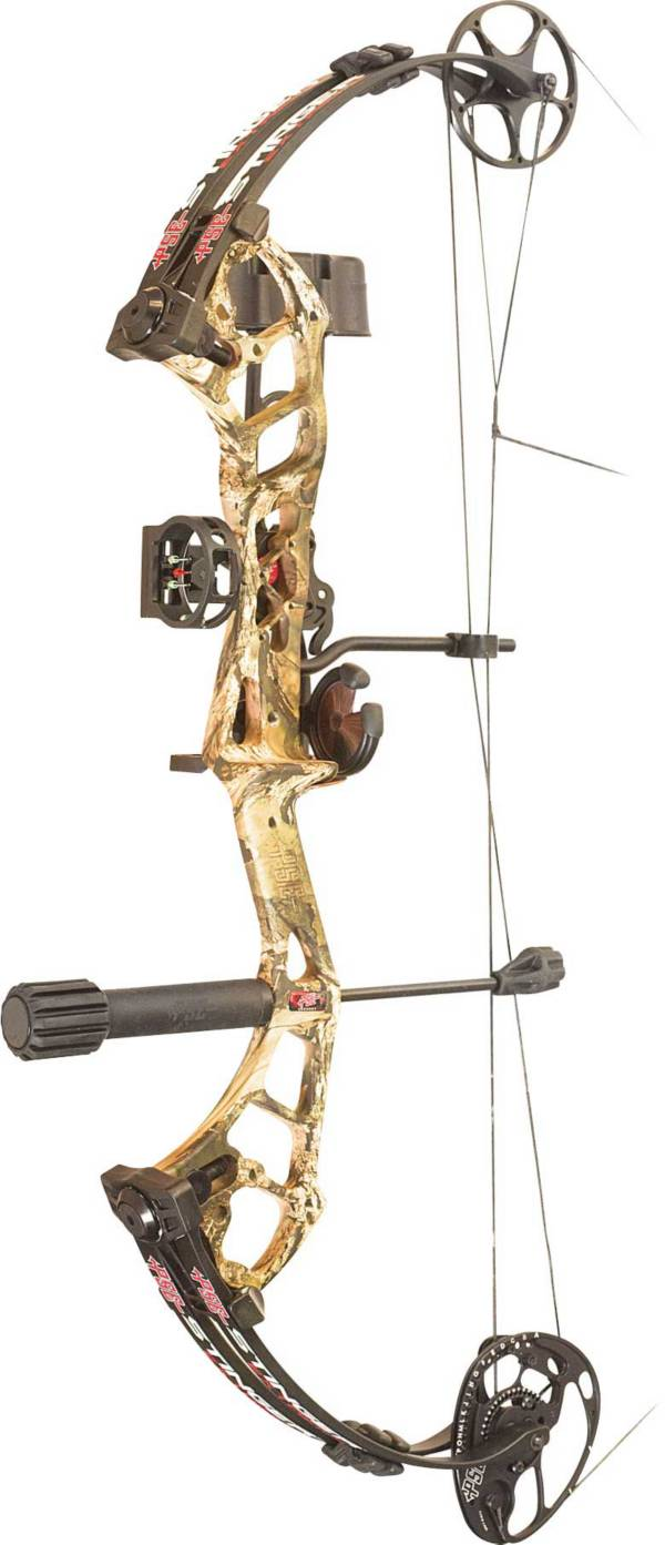 PSE Stinger Extreme RTS Compound Bow Package product image