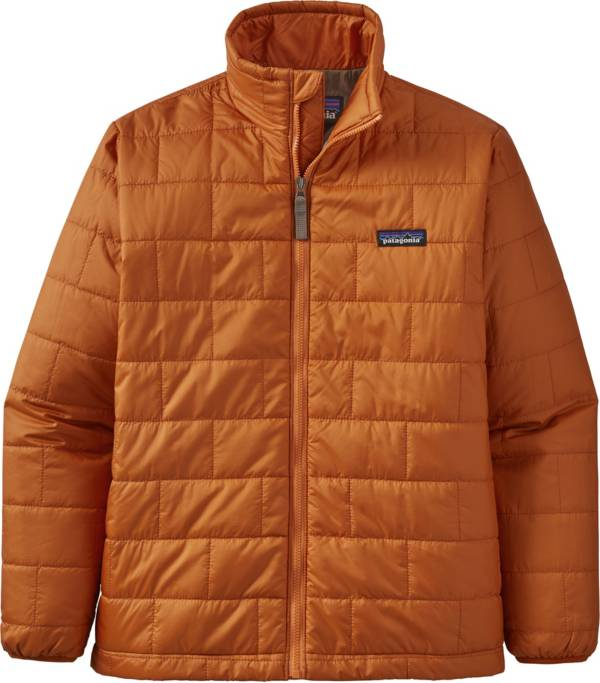 Patagonia Boys' Nano Puff Jacket product image