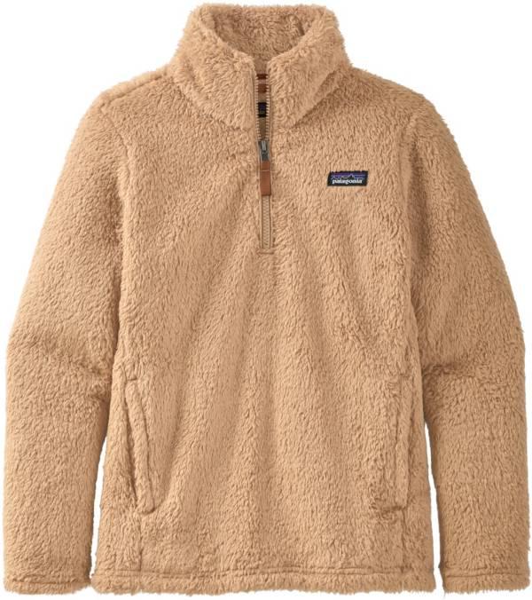 Patagonia Girls' Los Gatos Quarter Zip Fleece Jacket product image
