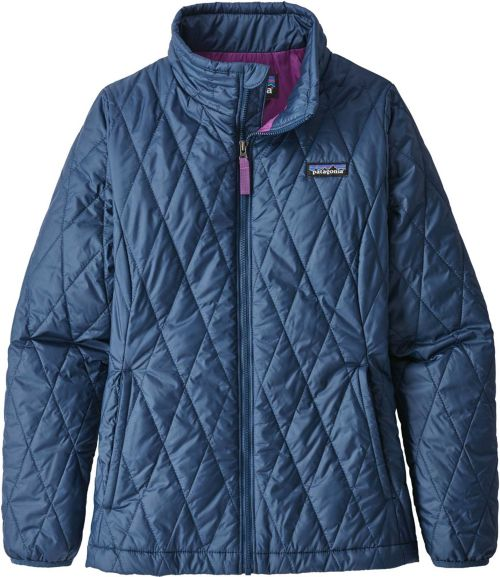 716659c53 Patagonia Girls  Nano Puff Jacket