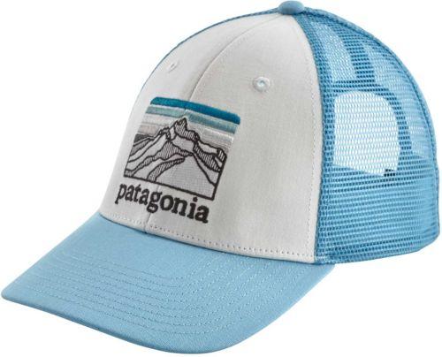593d22fffd0 Patagonia Men s Line Logo Ridge LoPro Trucker Hat. noImageFound. 1