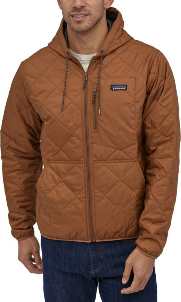 Patagonia Men's Diamond Quilted Bomber Hoodie product image