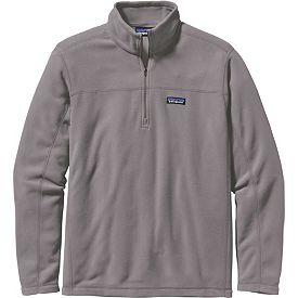 dfe390d5123 Patagonia Men's Micro D Quarter Zip Pullover