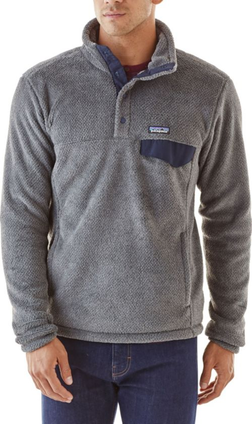 375faf3eae44 Patagonia Men s Re-Tool Snap-T Fleece Pullover. noImageFound. Previous