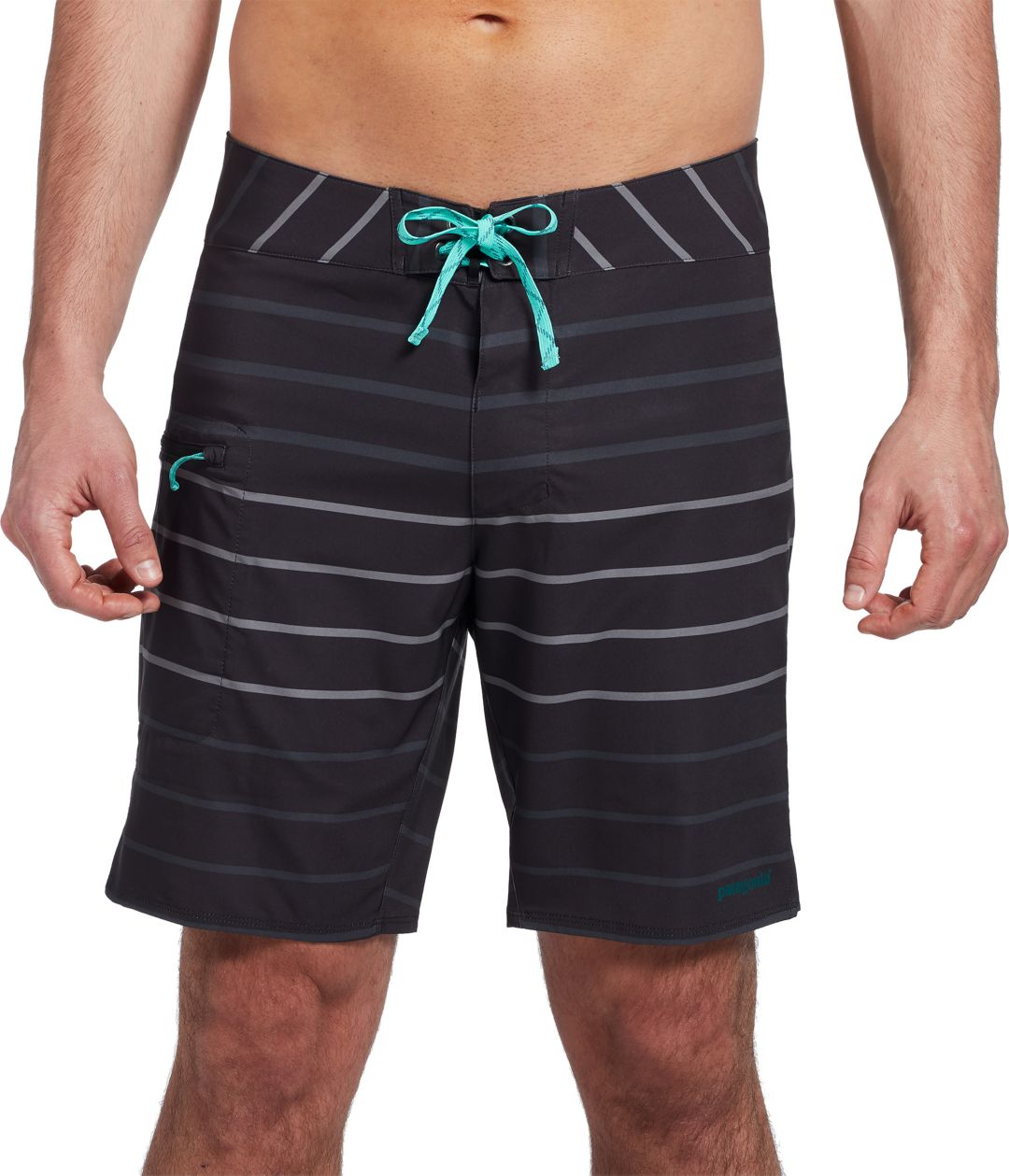 """4f97574056 Patagonia Men's Stretch Planing 19"""" Board Shorts"""