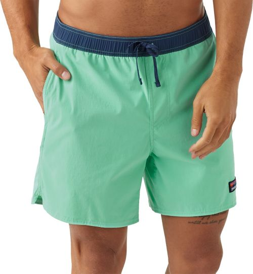 "71544ff5c0569 Patagonia Men's Stretch Wavefarer 16"" Volley Swim Trunks 