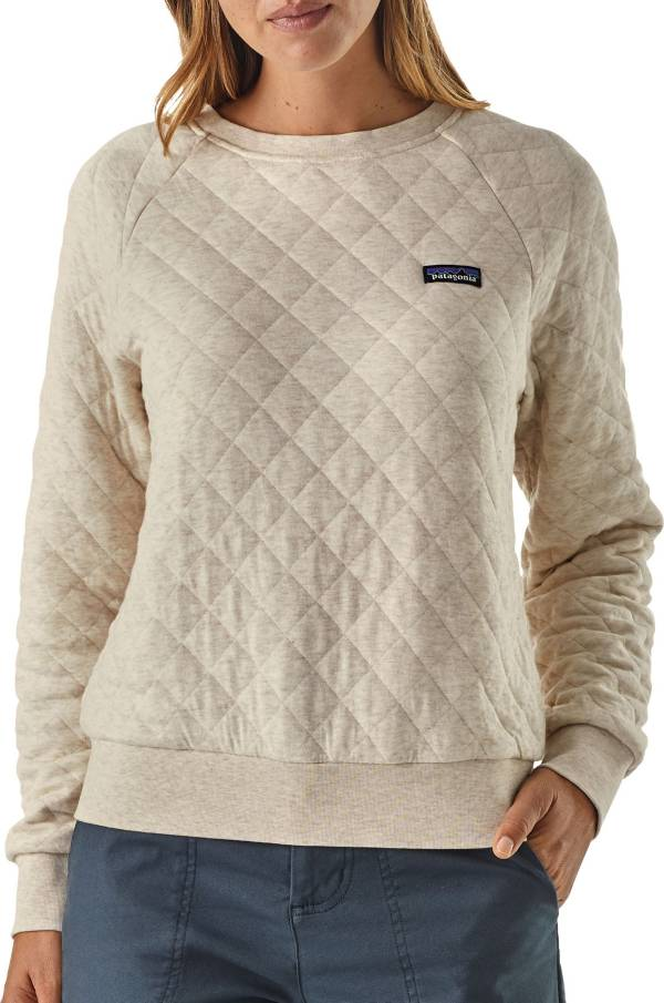 Patagonia Women's Cotton Quilt Crew Pullover product image