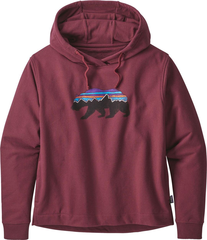 62ad5d718 Patagonia Women's Fitz Roy Bear Uprisal Hoodie | DICK'S Sporting Goods