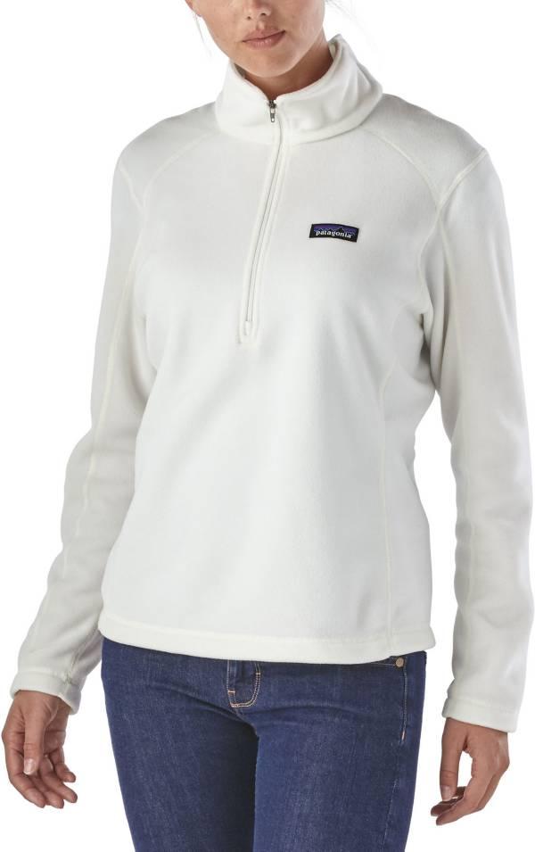 Patagonia Women's Micro D 1/4 Zip Fleece Pullover product image
