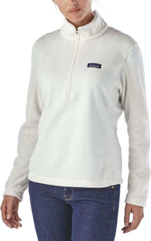 Patagonia Women s Micro D Quarter Zip Pullover. noImageFound. Previous 299b420110