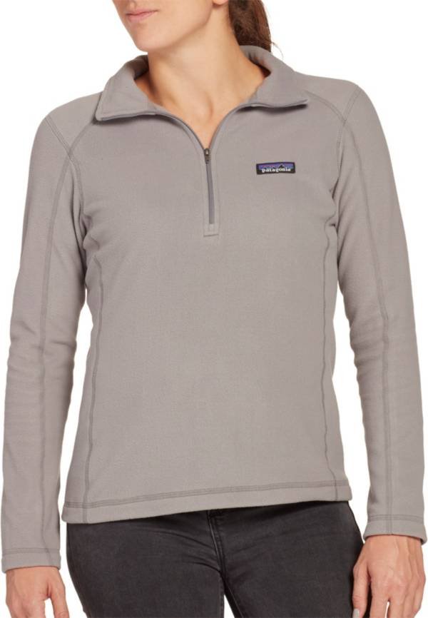 Patagonia Women's Micro D 1/4 Zip Fleece Pullover product image