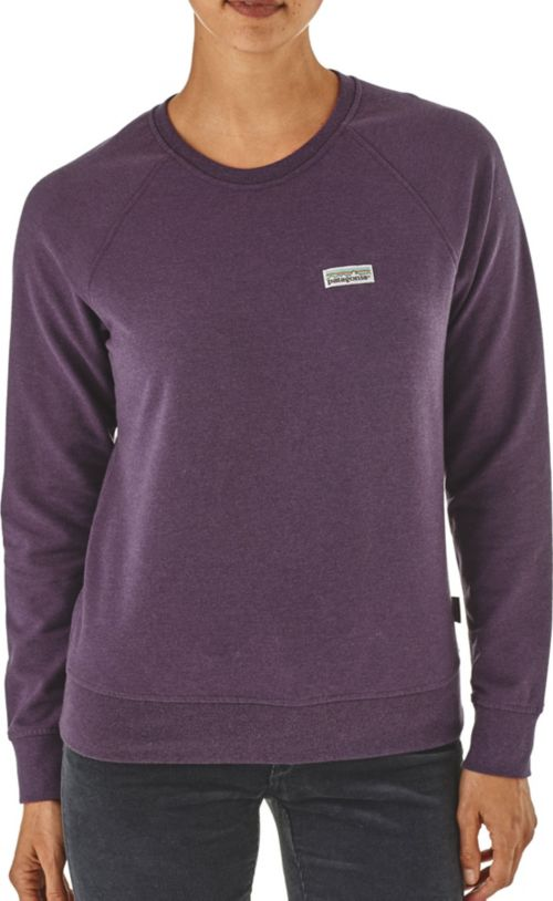 Patagonia Women s Pastel P-6 Label Ahnya Crew Sweatshirt  901d022ee