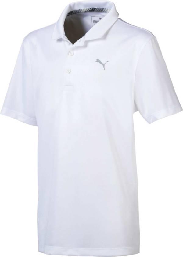 PUMA Boys' Essential Golf Polo product image