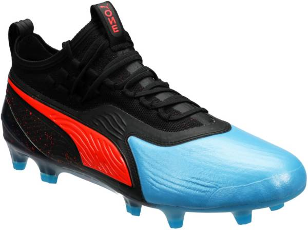 PUMA Men's One 19.1 FG/AG Soccer Cleats product image