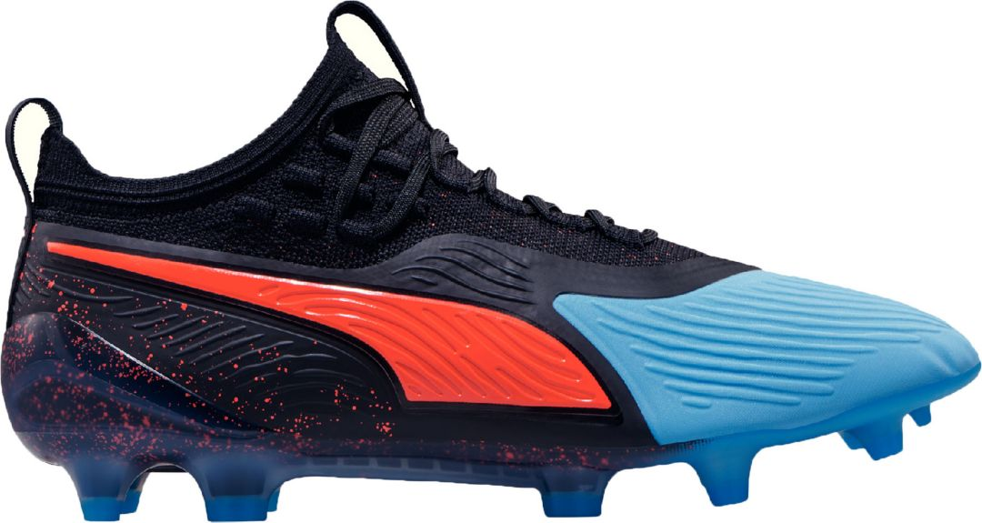 c21b85779 PUMA Men's One 19.1 Synthetic FG/AG Soccer Cleats. noImageFound. Previous. 1