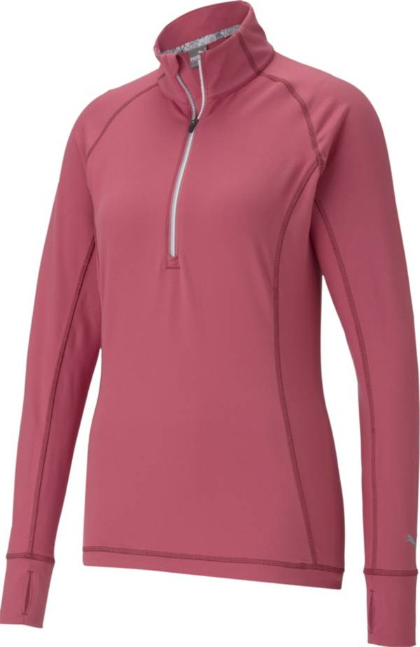 PUMA Women's Rotation ¼-Zip Golf Pullover product image