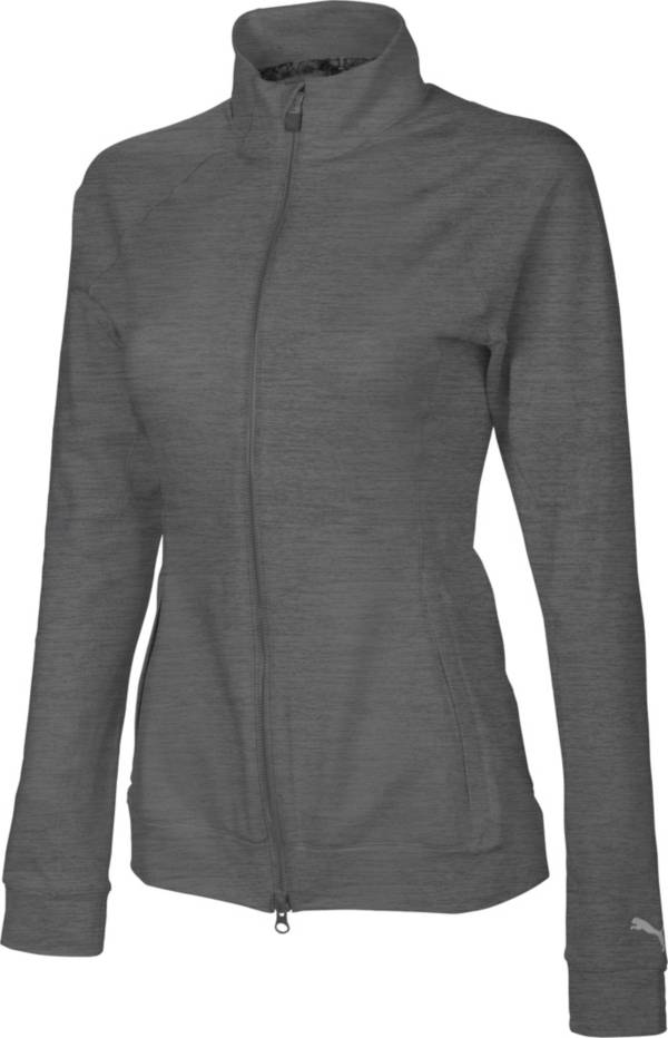 PUMA Women's Vented Full-Zip Golf Jacket product image