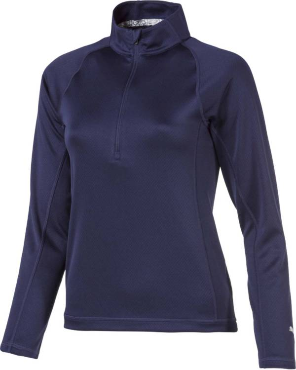 PUMA Girls' Golf ¼ Zip product image