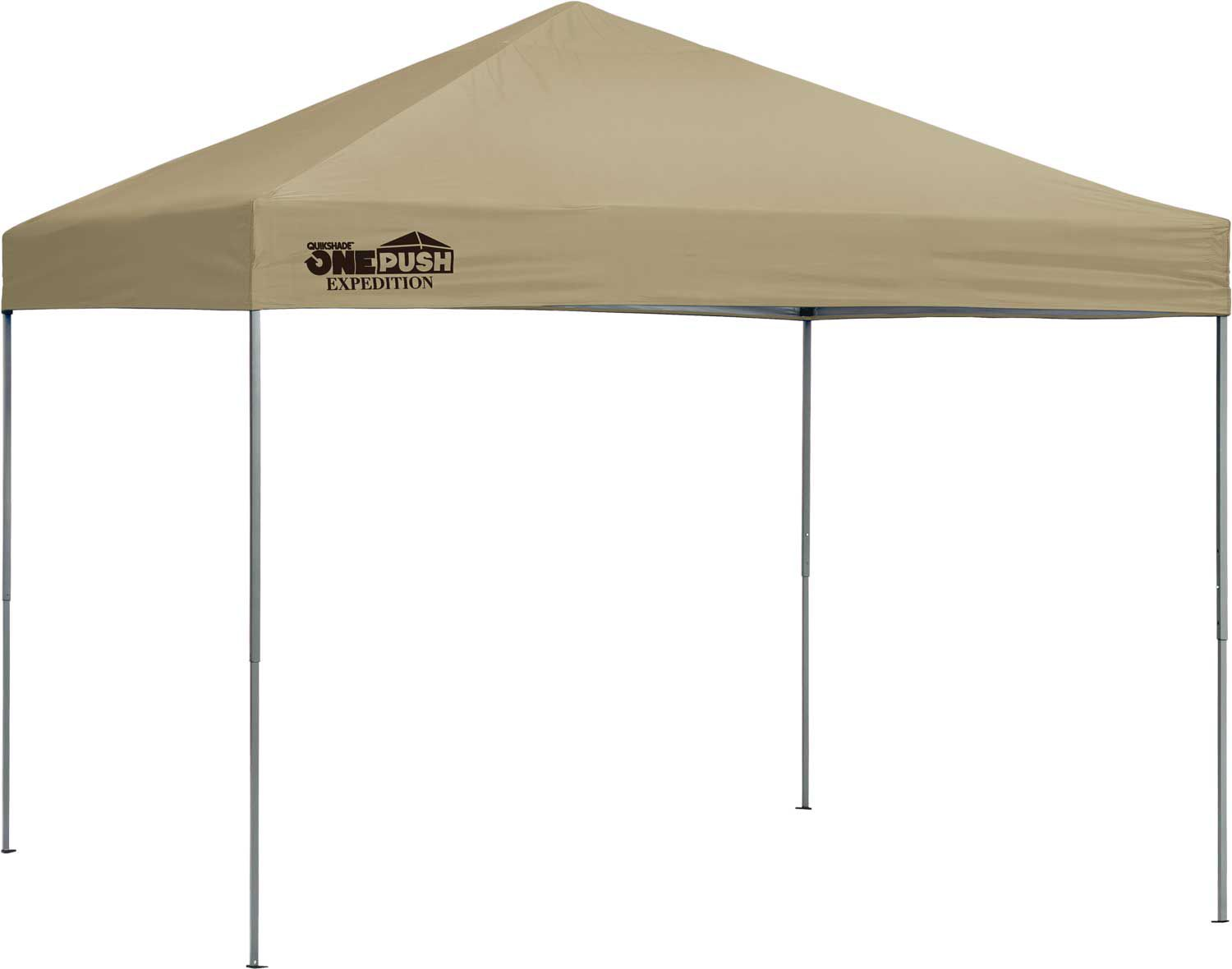 1  sc 1 st  DICKu0027S Sporting Goods & Quik Shade 10u0027 x 10u0027 Expedition One Push Straight Leg Canopy ...