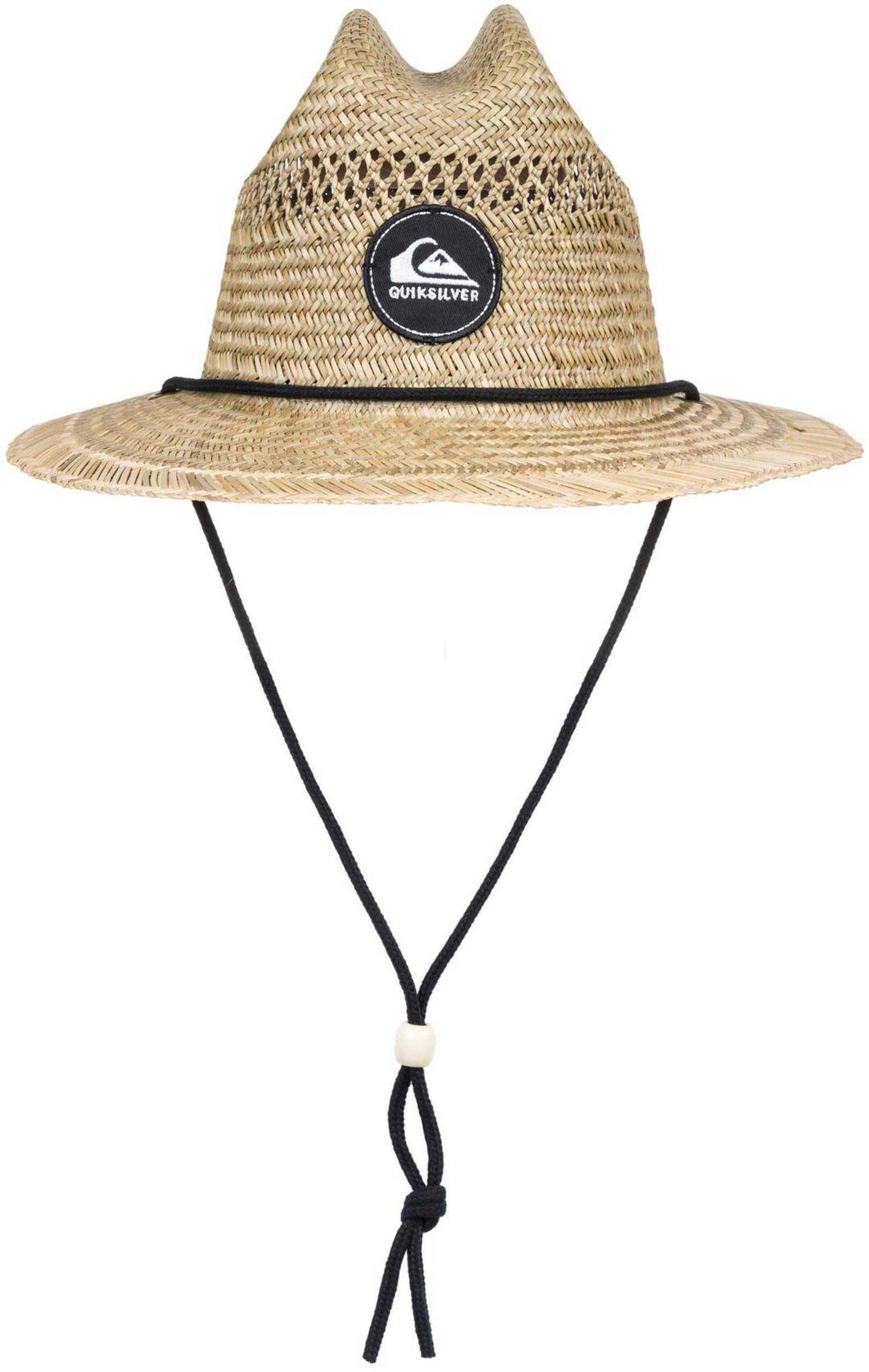 bb5695b1d Quiksilver Men's Pierside Slimbot Lifeguard Hat