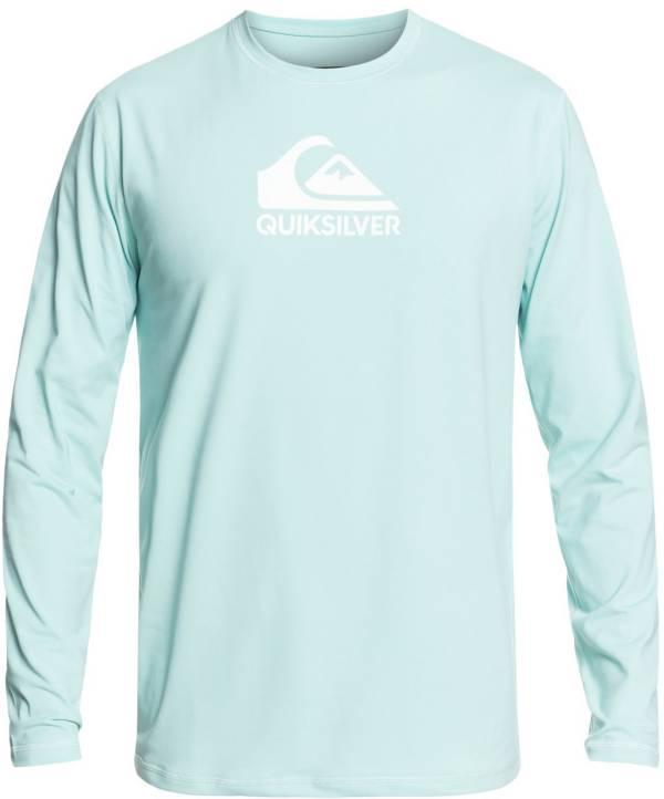 Quiksilver Men's Solid Streak Long Sleeve Rash Guard (Regular and Big & Tall) product image
