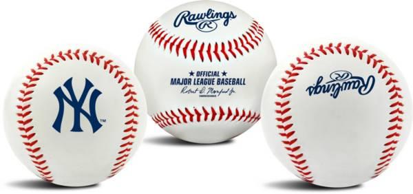 Rawlings New York Yankees Logo Baseball product image