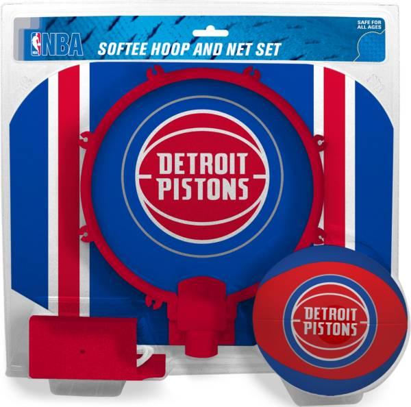 Rawlings Detroit Pistons Slam Dunk Softee Hoop Set product image