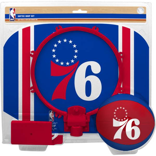 Rawlings Philadelphia 76ers Slam Dunk Softee Hoop Set product image