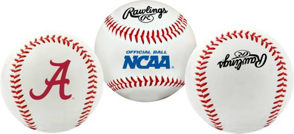 Rawlings Alabama Crimson Tide Logo Baseball product image