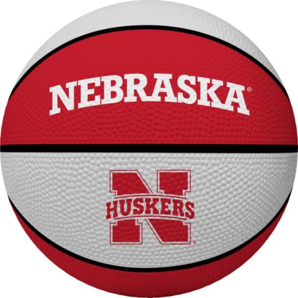 Rawlings Nebraska Cornhuskers Alley Oop Youth Basketball product image