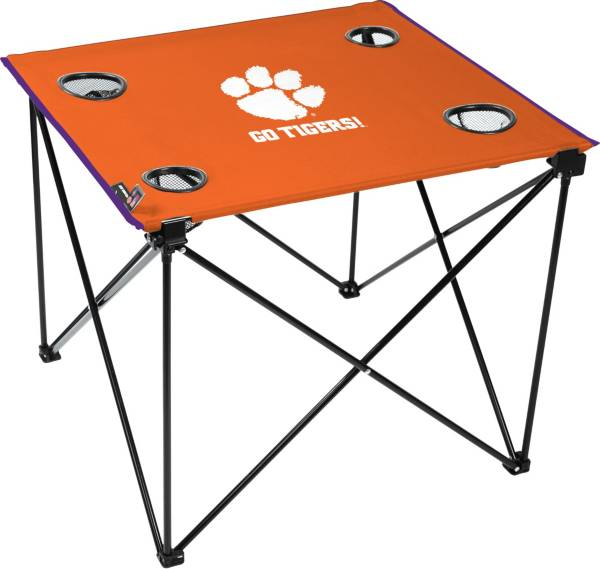 Rawlings Clemson Tigers Deluxe TLG8 Table product image