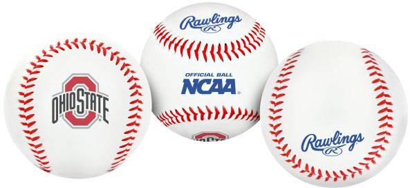 Rawlings Ohio State Buckeyes Logo Baseball product image