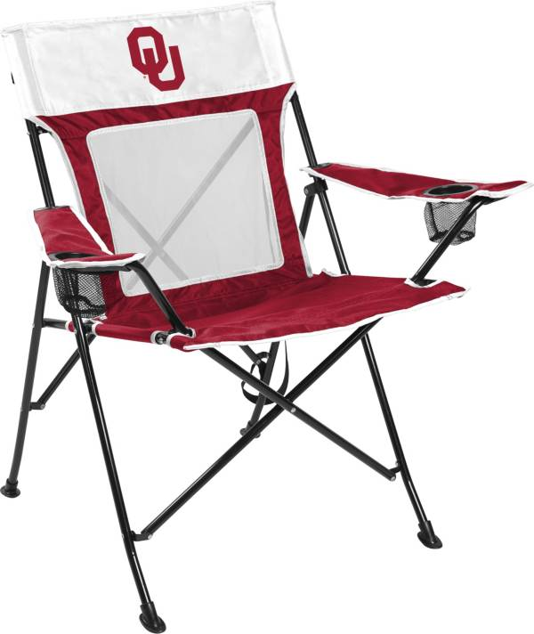 Rawlings Oklahoma Sooners Game Changer Chair product image